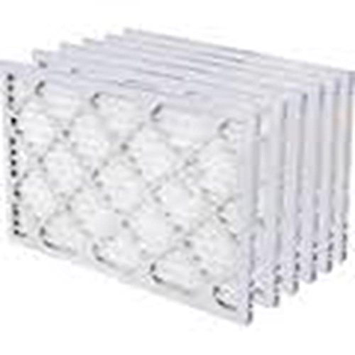 Heating, Cooling & Air Filters Fast Brand 20x22x1 Micro Allergen Merv 8 Air and Furnace Filter 6 PACK