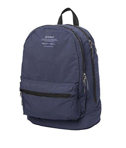 ECOALF - Munich Backpack Xtrem, Zaino da unisex, blu (deep navy 161), Talla única