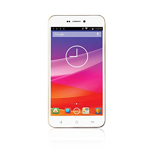 Yuntab 5 pollici telephone smartphone economico , 3G Octa-core Smartphone H501, Android 4.4 CPU MTK6592, IPS 720*1280,8CB Singola Scheda Cellulare, Dual Camera (2MP+8MP) Bluetth 4.0 and Support GPS FM WIFI Bluetooth, Bianco