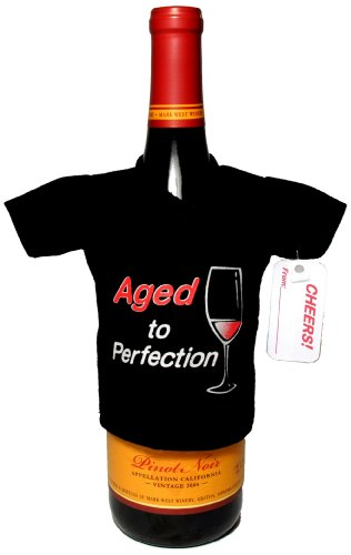 Design Sense Bottle Tee (Aged to Perfection)