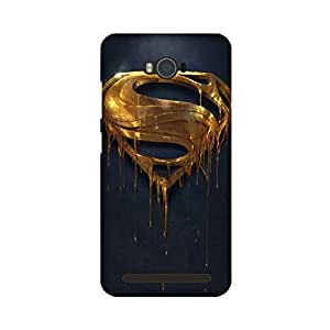 PrintRose Asus Zenfone Max ZC550KL back cover - High Quality Designer Case and Covers for Asus Zenfone Max ZC550KL Super hero