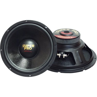 Pyramid Pw855Usx 8 350W Car Audio Super Pro Subwoofer Sub 350 Watt