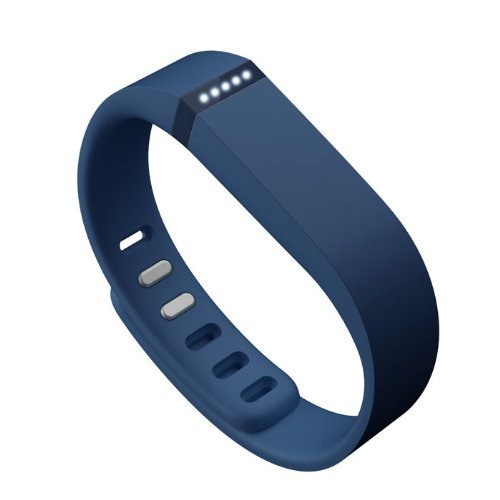 Fitbit replacement bands for fitbit flex large navy blue single