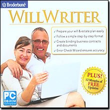 Will Writer 2010 (Jewel Case)