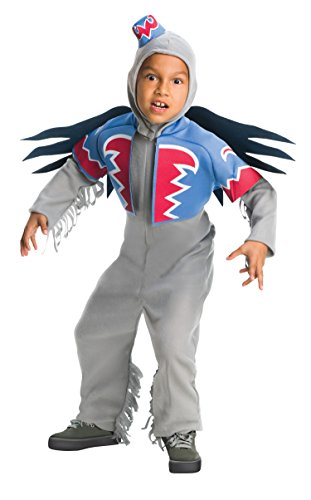 Flying Monkey Child Costume Wizard Of Oz 886496