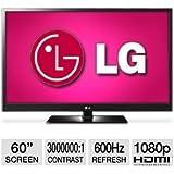LG 60PV250 60-Inch 1080p TruSlim Frame Plasma TV (2011 Model)