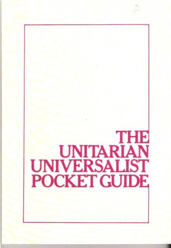The Unitarian Universalist pocket guide