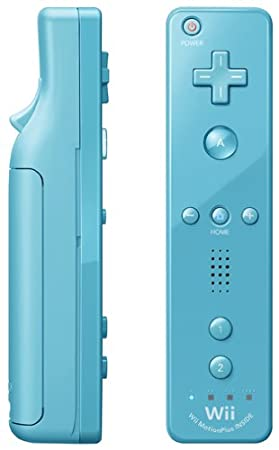 Wii Remote Controller - Blue