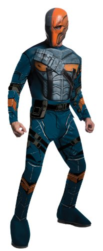 Rubie's Costume Men's Batman Arkham City Deluxe Muscle Chest Deathstroke