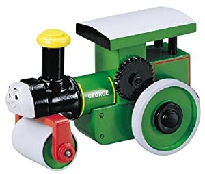 Amazon.com: Thomas & Friends Wooden Railway - George the Steamroller