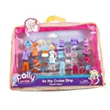 Polly Pocket So Hip Cruise Ship Travel In Style Fashions