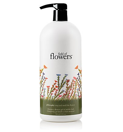 field of flowers 32.0 oz shampoo, shower gel & bubble bath for Women