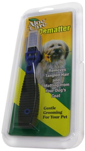 Aloe Care Dog Hair De-Matting Tool