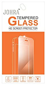 Johra 9H HD+ Real Tempered Glass Screen Scratch Guard Protector For Zen Admire Sxy