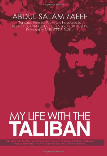 My Life with the Taliban (Columbia/Hurst)