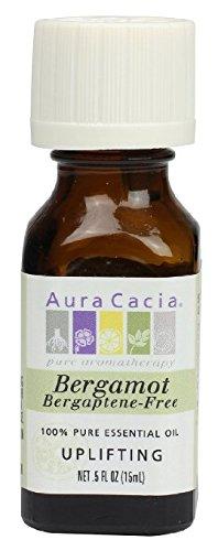 Bergamot BF (Bergaptene-Free) Essential Oil 0.5oz(pack of 2)