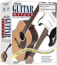 Popular Emedia Music Corp Guitar Method V5 165 Comprehensive Lessons 250-Chord Dictionary Sm Box