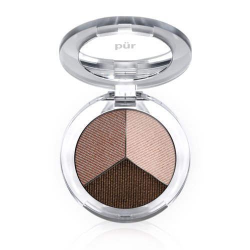 Pur Minerals Perfect Fit Eye Shadow Trio, Little Miss Perfect, 0.11 Ounce (Pur Mineral Eyeliner compare prices)