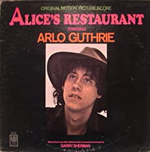 Arlo Guthrie Alice S Restaurant Used Lp
