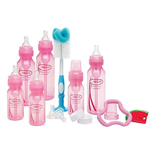 Dr. Browns Pink Standard Bottle Gift Set