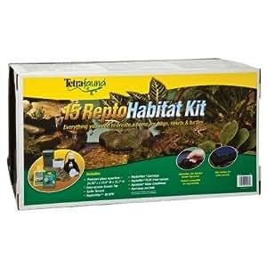 amazon   tetra usa sts20003 turtle kit for aquarium