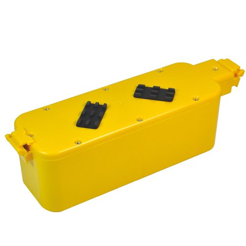 Replace Battery 14.4V 3000Mah Brand New High Capacity Replacement Battery For Irobot Roomba 400 Series front-433575