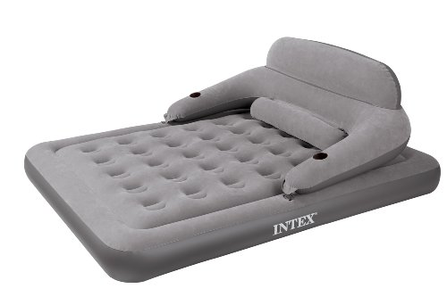 Intex Convertible Lounge Queen Bed Kit front-160762