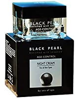 Sea of Spa Black Pearl - Crème de Nuit + 2 échantillons gratuit