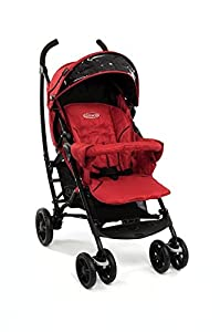Graco Mosaic Travel System (Red)