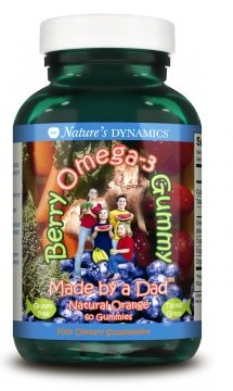 buy Kid'S Omega-3 Whole Food, Gummy, For Heart, Brain, Inflammation, And Joint Support (60 Count)