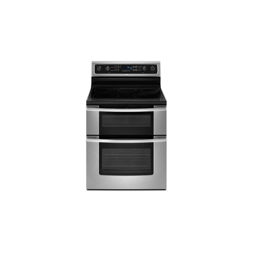 Whirlpool 30 In. Stainless Steel Electric Range   GGE388LXS