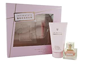 """Beckham Intimately for Her"" Victoria Beckham Gift Set includes Eau de Toilette 30ml/ Body Lotion 100ml"