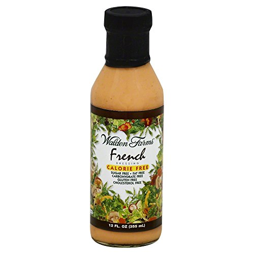 Walden Farms Calorie Free Dressing French -- 12 fl oz