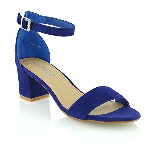 womens-low-mid-heel-block-peep-toe-ladies-ankle-strap-party-strappy-sandals-3-8-uk-4-eu-37-us-6-navy