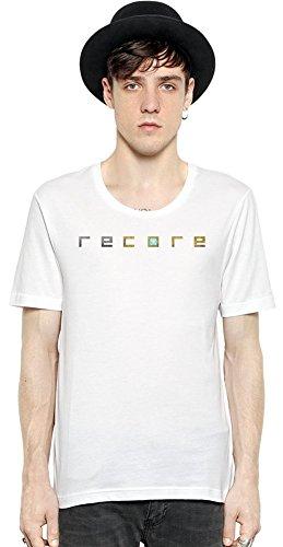 Recore Logo Manica corta da uomo T-shirt XX-Large