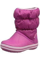 crocs Kids' Winter Puff Boot