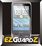 5-Pack EZGuardZ© HTC FREESTYLE Screen Protectors (Ultra CLEAR)(EZGuardZ© Packaging)