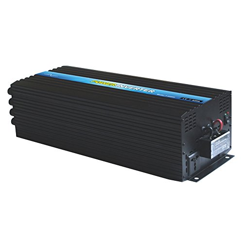 Nimble Ms6000 Pure Sine Wave Off-Grid Inverter, Solar Inverter 6000 Watt 12 Volt Dc To 220 Volt Ac