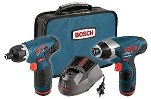 Bosch CLPK21-120 12-Volt Lithium-Ion Combo Kit