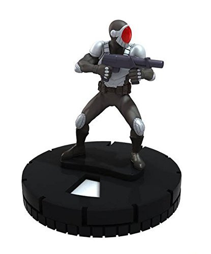 Heroclix DC The Flash #009 Mob Rule Figure Complete with Card - 1