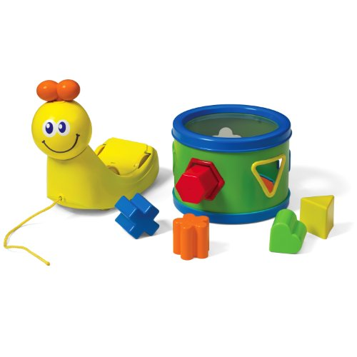 Infantino Sort and Spin Activity Set