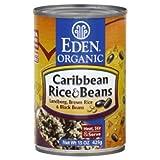 Eden Foods Caribbean Rice & Black Beans