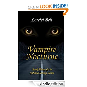 Vampire Nocturne (Sabrina Strong Series)