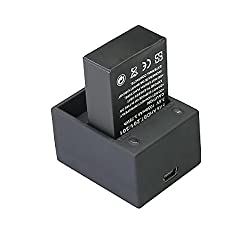 Powerpak Dual Camera Battery USB Charger for Gopro Hero 3 AHDBT-201/301 -DCCH013
