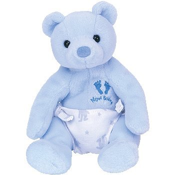TY Beanie Baby - IT'S A BOY the Bear - 1