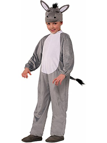 Nativity Donkey Costume, Child Medium, Medium One Color