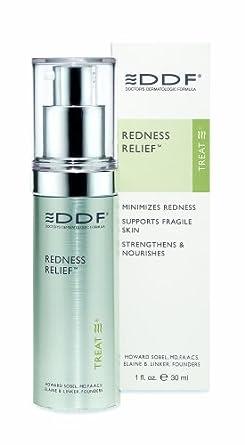 DDF Redness Relief, 1 fl. oz.