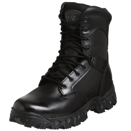 Rocky Duty Men's Alpha Force 8