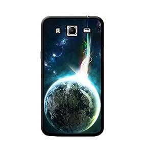 Ebby Back Cover for Samsung Galaxy Mega 5.8