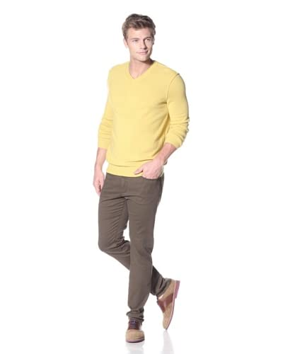 Vince Men's Long Sleeve V-Neck Sweater